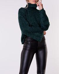 Madison Knitted Sweater Dark Green