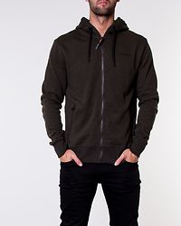 Urban Athletic Classic Zip Hood Surplus Goods Olive Slub