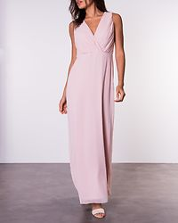 Alli Maxi Dress Rose Smoke