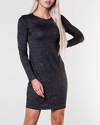 Malena Dress Dark Grey Melange