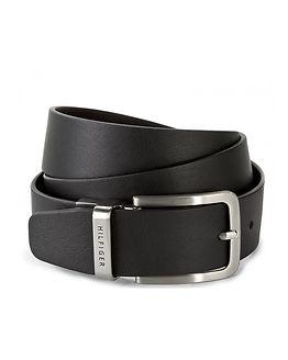 Hilfiger Loop Belt Black