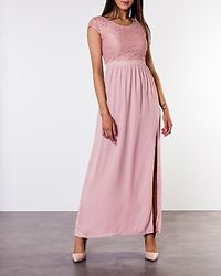 Analina Maxi Dress Misty Rose