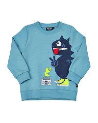 Sweatshirt Delphinium Blue
