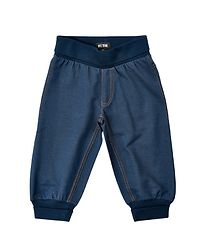 Gine Mini Pants UNI Blue Denim