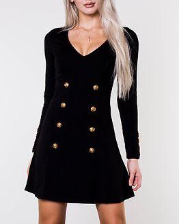 Labotinne Dress Black/Gold