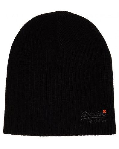 011a7268b6b Orange Label Basic Beanie Black