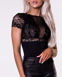 Sicca Bodystocking Black