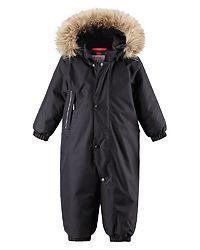 Reimatec Winter Overall Gotland Black