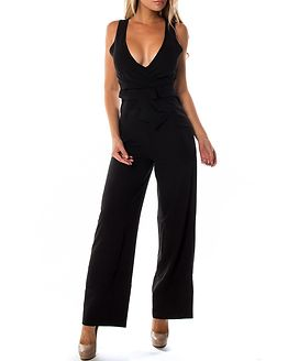 Angelina Jumpsuit Black