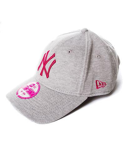 Jersey Essential New York Yankees Grey Pink. New Era 758cca2687