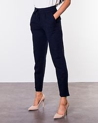 Anna Milo Citrus Ankle Pant Night Sky