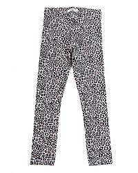 Vivian Legging Cashmere Blue/Leopard