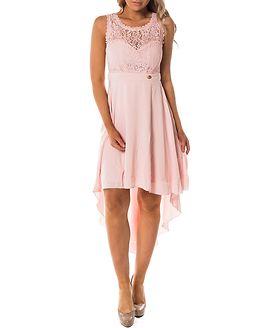 Kimberly Highlow Dress Light Pink