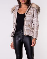 Rita Down Jacket Beige/Gold