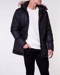 Decker Parka Jacket Black