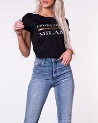 Chiara Tee Black