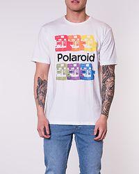 Polaroid Tee White