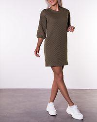 Napa 3/4 Quilted Dress Kalamata
