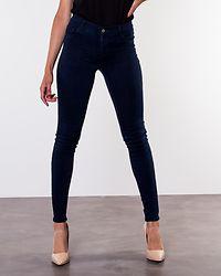 Rain Regular Skinny Jeans CryA011 Dark Blue Denim