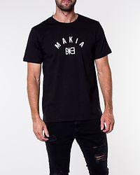 Brand T-Shirt Black