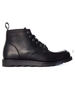 Yard Boot Black