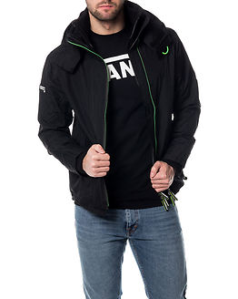 Black Edition Windcheater Stealth Black