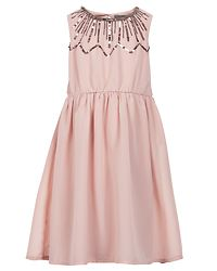 Mille Dress Rose Smoke