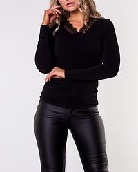 Milla Lace Blouse Black