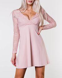 Alma Dress Dusty Pink
