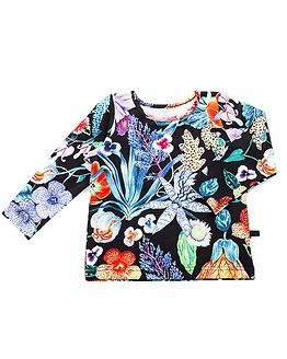 Mystical Flowers Longsleeve