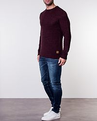 Dale Knit Crew Neck Port Royale