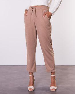 Basic Slip Pants Mauve