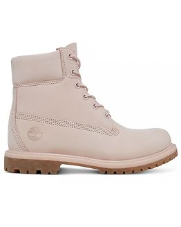 6 Inch Premium Boot Light Pink