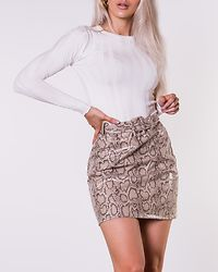 Cosmit Slim Fit Knit Ivory