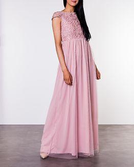 Ariella Prom Dress Dusty Pink