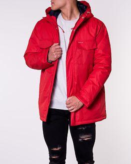 Atlas Jacket Red