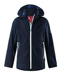 Softshell Jacket Auger Navy