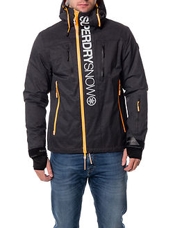 Super G Multi Jacket Scratch Black