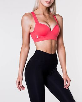 Martine Seamless Sports Bra Paradise Pink