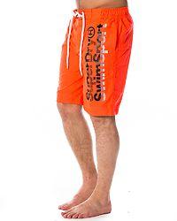 Boardshort Havana Orange