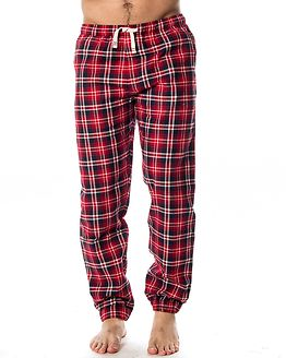 Flannel Pant Scooter