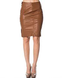 Pen New Skirt Oak Brown