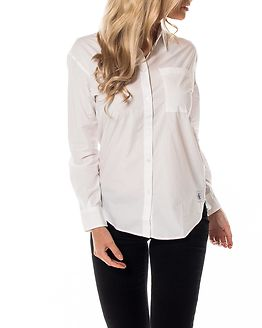 Oversized Shirt Bright White
