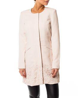 Pura Lace Jacket Peach Blush