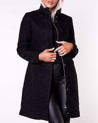 Alanis Coat Black