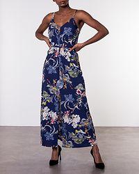 Ellie Dress Blue/Floral