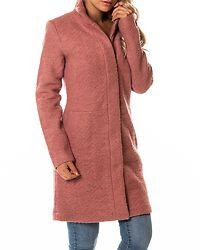 Alanis Coat Ash Rose