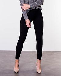 Storm Zipper Ankle Legging Black