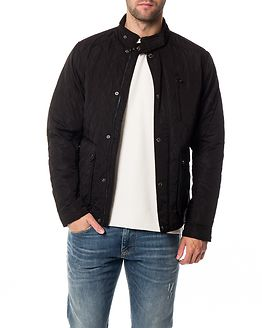 Delton Quilted Black