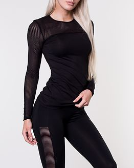Miko Long Sleeve Black
